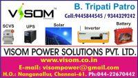 Visom Power Solutions