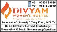 Divyam Womens Hostel